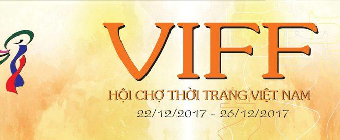 Hội chợ thời trang Việt Nam 2017